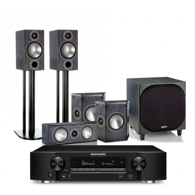 Home Theatre Sound System Speakers